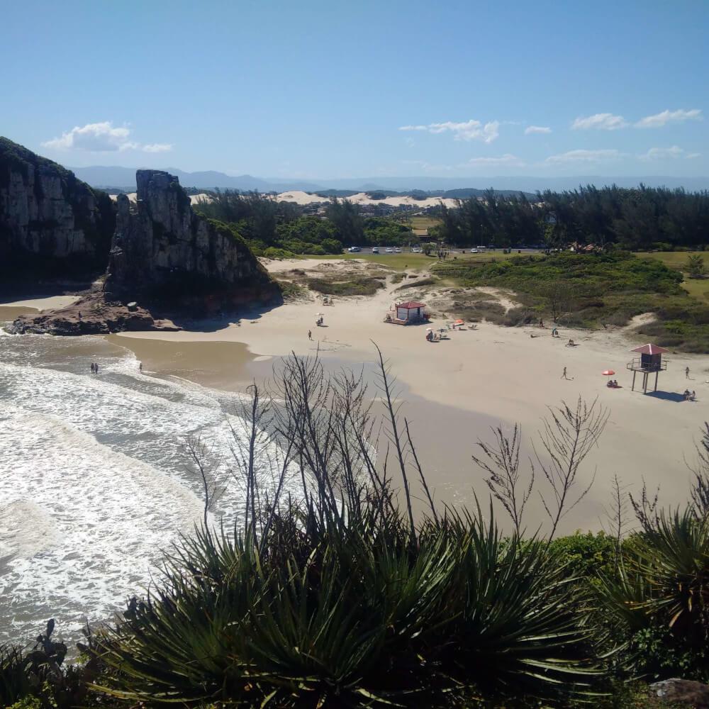 Beach in Torres